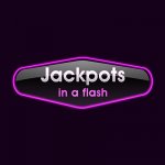 jackpotsinaflash casino logo