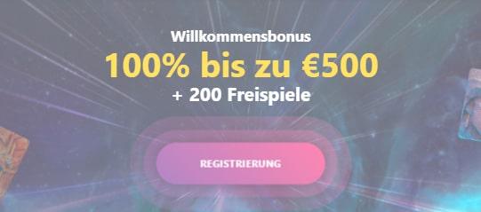 Buran Casino-willkommenbonus