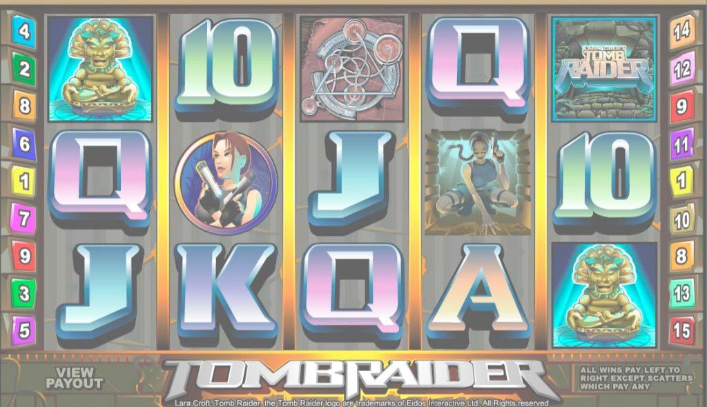Tomb Raider on Yoyo Casino