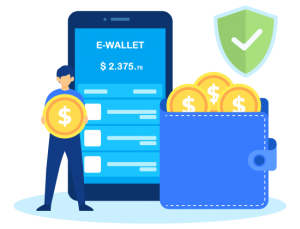 E-wallet for Real Money Online Casinos