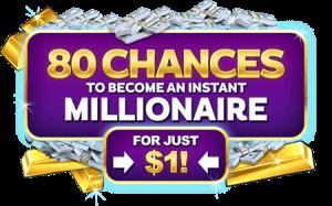 1$ bonus