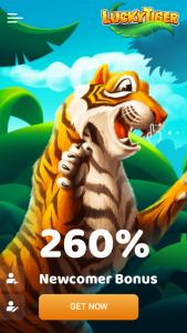 Lucky Tiger App