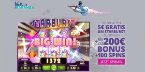 Karamba casino 200€ ohne Einzahlung Bonus