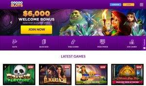 Super Slots Casino Welcome Offers